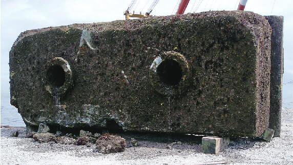 第三海堡貯水槽