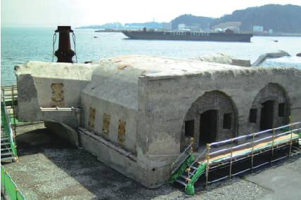 第三海堡大型兵舎