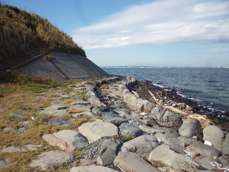 第一海堡防波堤