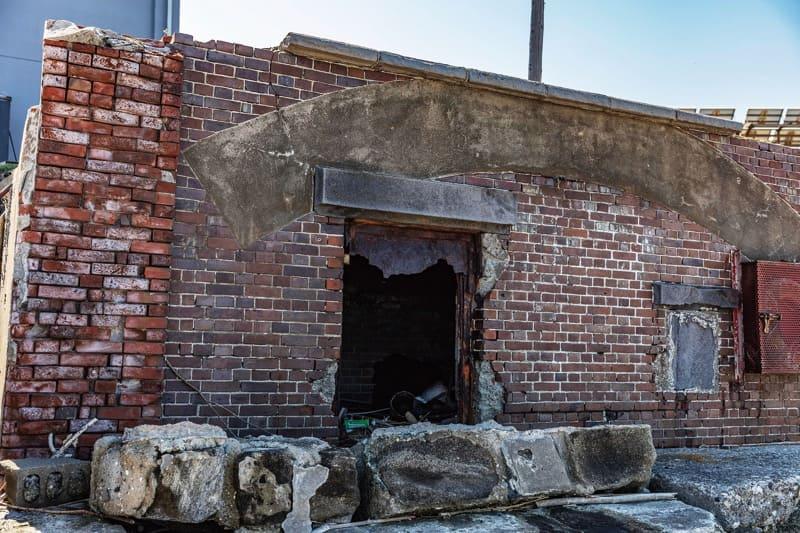 第二海堡倉庫