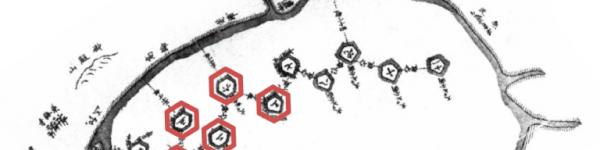 品川台場計画図