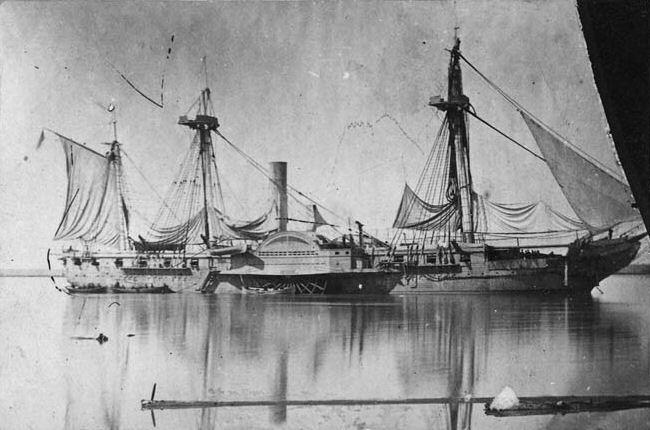 黒船ミシシッピ号